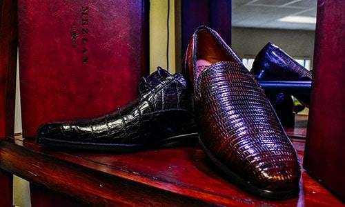 Designer Shoes for Men Green Bay WI
