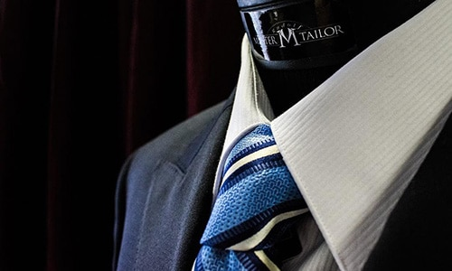 Master Rudolf Tailor Classic Suit Green Bay WI