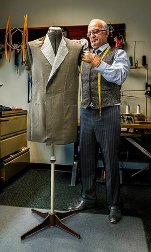 Master Rudolf Tailor Making Alterations Green Bay WI