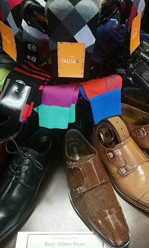 Master Rudolf Tailor Shoes and Socks