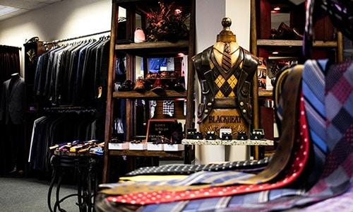 Master Rudolf Tailor Shop Interior