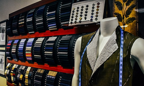 Mens Custom Tailored Suits Master Rudolph Tailor
