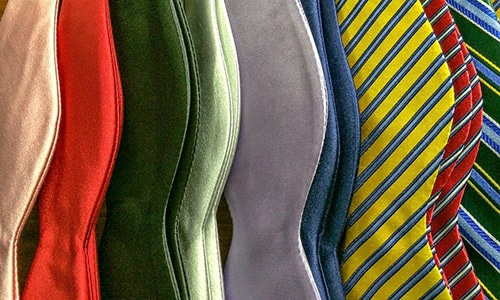 Mens Designer Dress Tie Green Bay WI