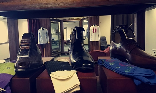 Shoes and Socks Master Rudolf Tailor