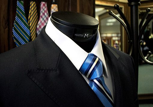 Master Rudolph Tailor Custom Suit for Men